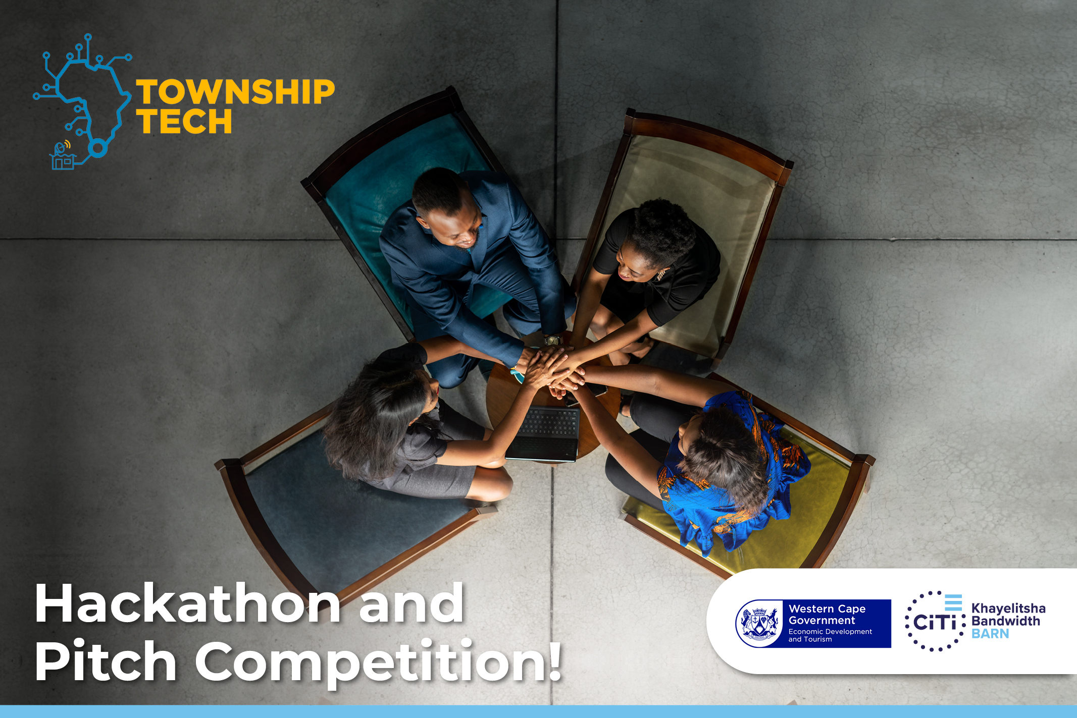 TownshipTech Hackathon and Pitch Competition 1