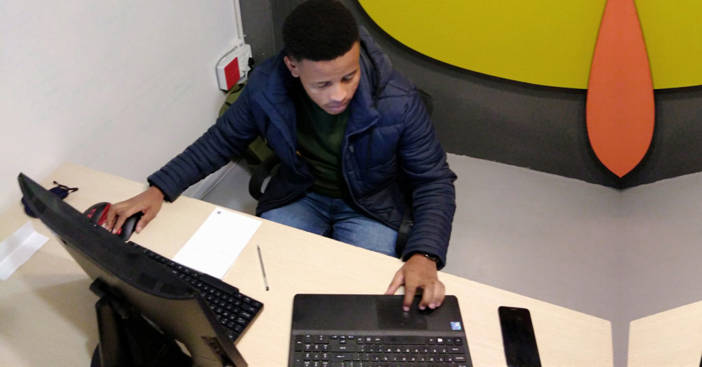 Internship against the odds: Developer Placement Programme interns share their stories 1