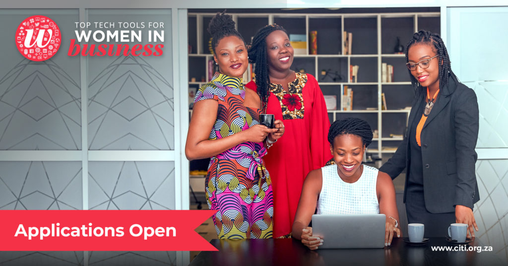 Call for applications: Top Tech Tools for Women in Business programme 1